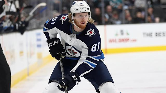 It was hats off to Kyle Connor of the Winnipeg Jets in their thrashing of the Predators, much to the delight of fantasy owners.