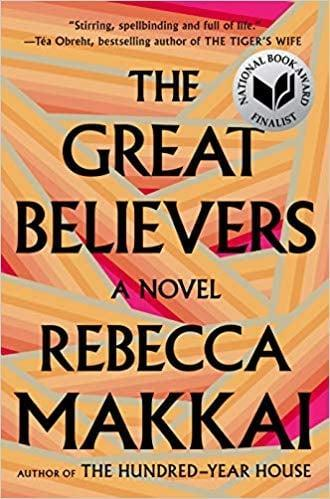 <p>Another thing I like to do to de-stress? Read. When I'm curled up with a candle, my rose water, and a great book, I'm impossibly happy. Rebecca Makkai's <span><strong>The Great Believers</strong></span> ($15, originally $27) is next on my list.</p>
