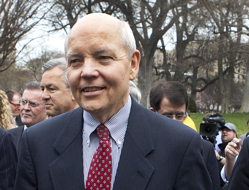 Obama picks restructuring expert to take over IRS