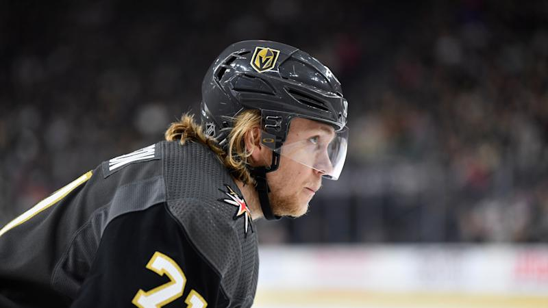 The Golden Knights forward is out indefinitely. (Photo by Jeff Bottari/NHLI via Getty Images)