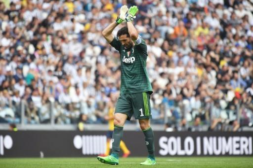 Buffon bowed out at Juventus on Saturday after 17 years at the club