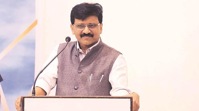 Delhi riots, Sanjay Raut, Raut on delhi riots, Mumbai news, maharashtra news, indian express news