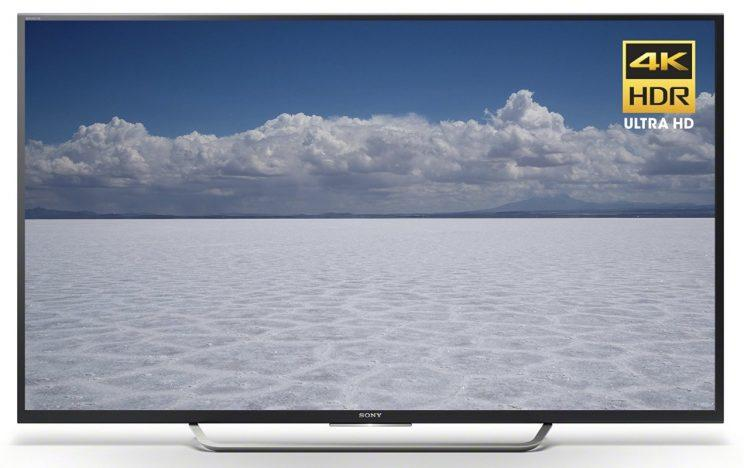 Sony's HDR 4K TV.