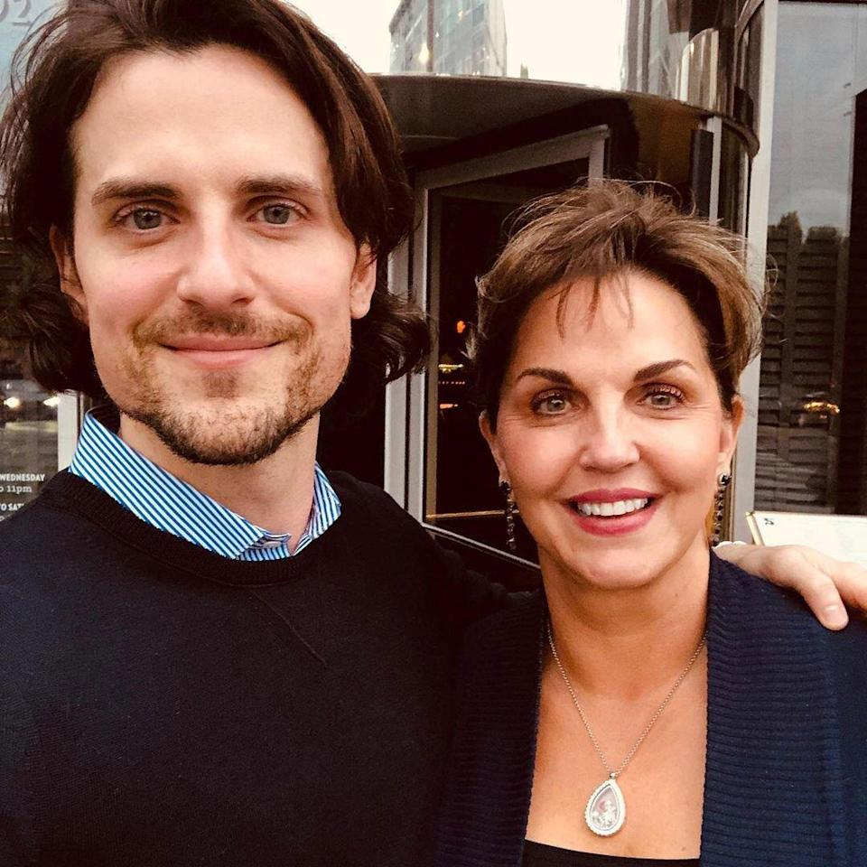jared followill/ and mom