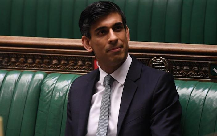 Labour will ask Rishi Sunak to explain the process by which Greensill was accredited as a lender for the Coronavirus Large Business Interruption Scheme - UK Parliament/Jessica Taylor/Handout via Reuters
