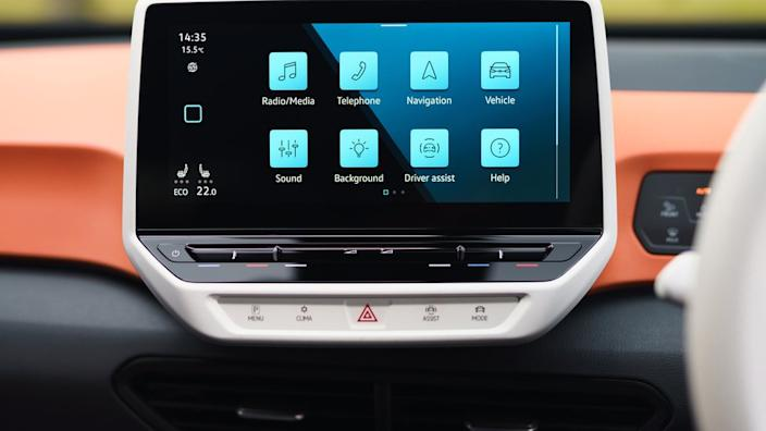 Volkswagen is building its own software system