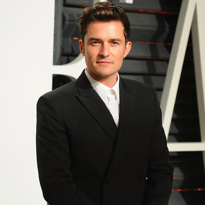 Orlando Bloom Talks About the Time He Paddleboarded Naked With Katy Perry
