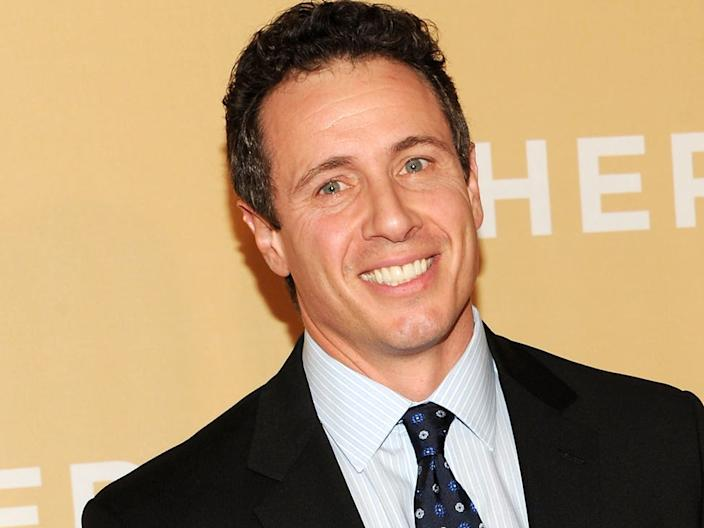 "Chris Cuomo had COVID-19. <p class=""copyright"">Ben Gabbe/Getty</p>"