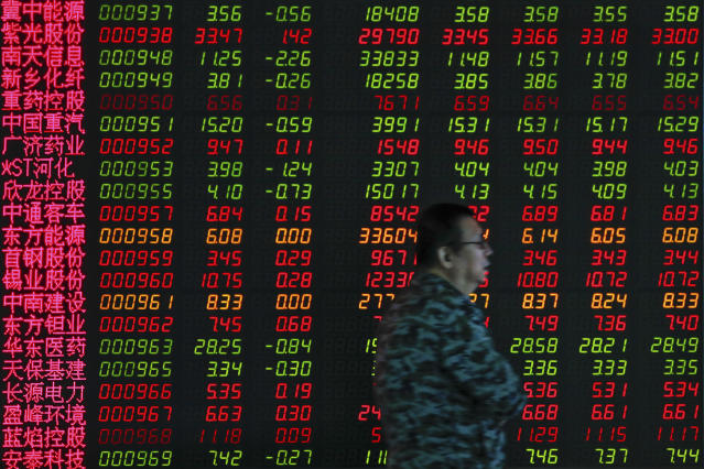 Markets looked set to side-step any impact from the continued civil unrest in the US. (Andy Wong/AP Photo)