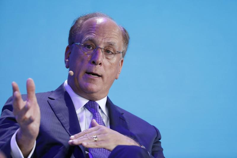 Fink Promises 30% More Black Employees at BlackRock by 2024