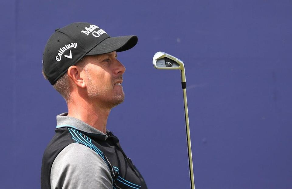 Henrik Stenson continued his strong recent form on day one of the Italian Open (Jane Barlow/PA) (PA Archive)
