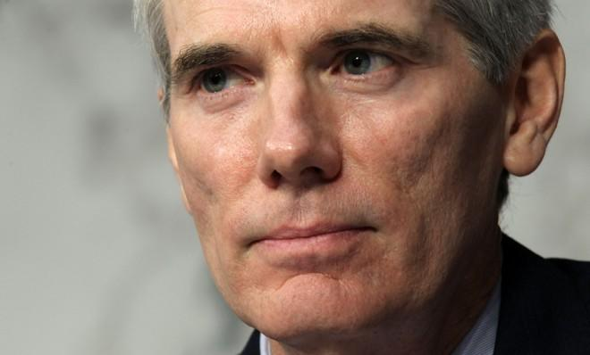 GOP Sen. Rob Portman took a risk in announcing his support for gay marriage. But is the same stance really so brave for Democrats?