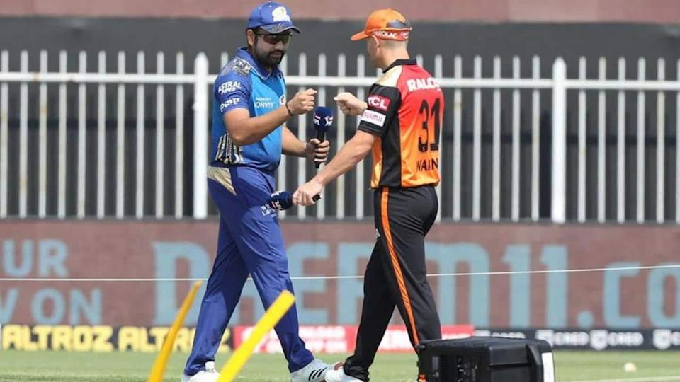 IPL 2021, MI vs SRH: Rohit Sharma elects to bat