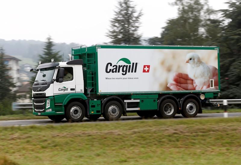 Cargill, the food behemoth, is the U.S.'s largest privately held company. (Photo: Denis Balibouse / Reuters)