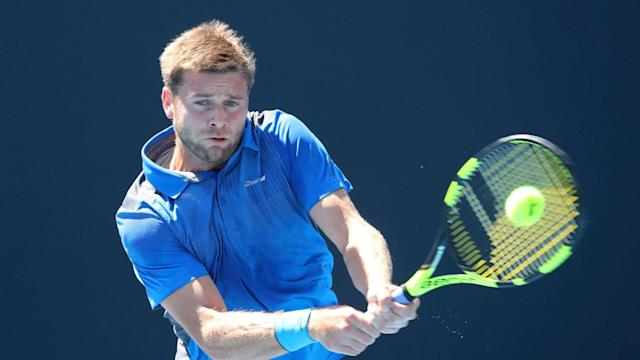 Donald Young accused Ryan Harrison of racism at the New York Open and the ATP will investigate.