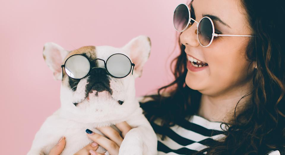 Missguided has launched a new dog range so owners and their pets can match. (Getty images)