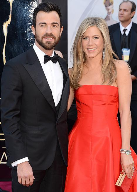 """Jennifer Aniston: Justin Theroux and I """"Already Feel Married"""""""