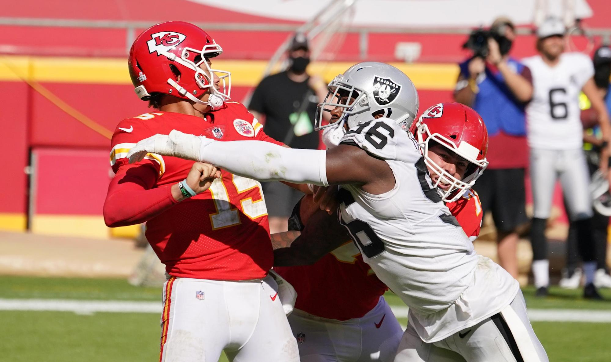 Raiders DE Clelin Ferrell named one of the worst draft mistakes since 2018