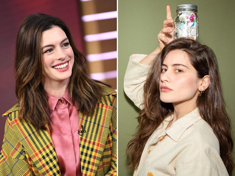 Anne Hathaway's Taking on Film-Industry Pollution with Zero Waste Founder Lauren Singer