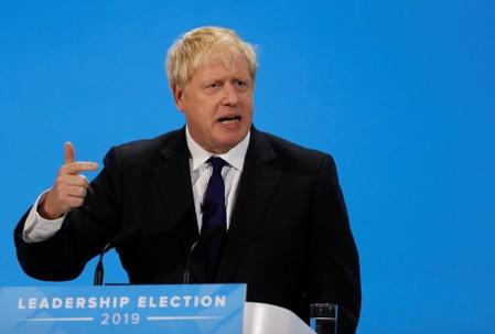 Johnson wants any Brexit transition to end before next election