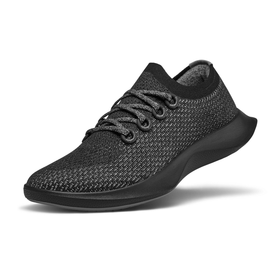 """<p><strong>Allbirds</strong></p><p>allbirds.com</p><p><strong>$125.00</strong></p><p><a href=""""https://go.redirectingat.com?id=74968X1596630&url=https%3A%2F%2Fwww.allbirds.com%2Fproducts%2Fmens-tree-dashers-obsidian&sref=https%3A%2F%2Fwww.menshealth.com%2Ftechnology-gear%2Fg35184277%2Fvalentines-day-gifts-for-men%2F"""" rel=""""nofollow noopener"""" target=""""_blank"""" data-ylk=""""slk:BUY IT HERE"""" class=""""link rapid-noclick-resp"""">BUY IT HERE</a></p><p>If your man doesn't already have a pair of the Allbirds Tree Dashers, consider grabbing these for him. These classic kicks are a cult favorite for a reason.</p><p><strong><a href=""""https://www.menshealth.com/style/a32281227/allbirds-dasher-review/"""" rel=""""nofollow noopener"""" target=""""_blank"""" data-ylk=""""slk:Read Our Review of Allbirds' Dasher Sneakers"""" class=""""link rapid-noclick-resp"""">Read Our Review of Allbirds' Dasher Sneakers</a></strong></p>"""
