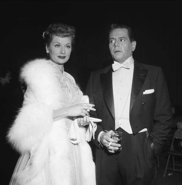 "<p>The <a href=""https://www.goodhousekeeping.com/beauty/g3608/lucille-ball-vintage-photos/"" target=""_blank"">TV trailblazer</a> made a statement in her fur-lined coat, blinged-out dress, and long gloves. She walked in with her eighth nomination, so it's no surprise she looked right at home. </p><p><strong>RELATED: </strong><a href=""https://www.goodhousekeeping.com/beauty/g3608/lucille-ball-vintage-photos/"" target=""_blank"">41 Rare Photos of Lucille Ball That You've Probably Never Seen Before</a></p>"