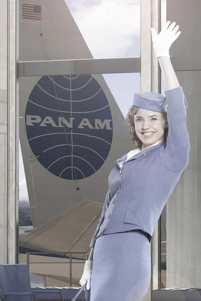 "Kelli Garner stars as Kate in ""Pan Am."""