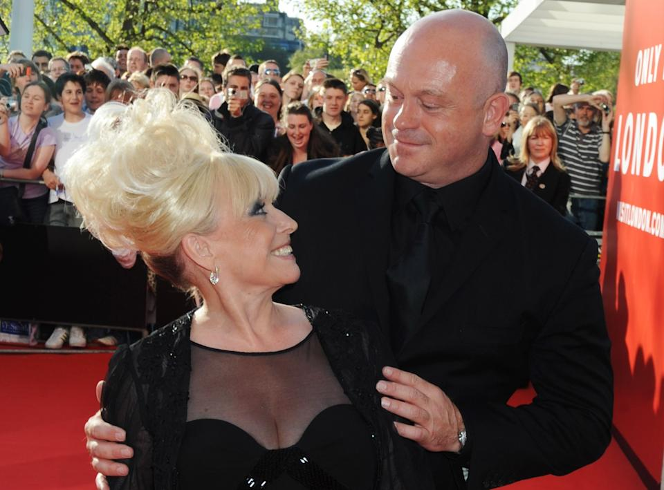 Ross Kemp will speak at Dame Barbara Windsor's funeral. (Getty Images)