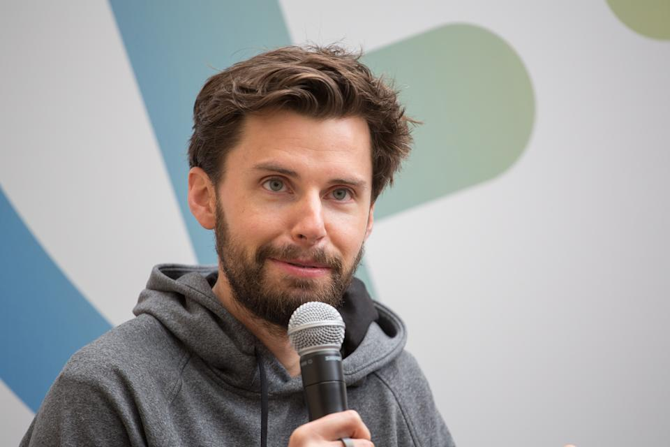 AUSTIN, TEXAS - MARCH 11: Justin McLeod, Founder and CEO of Hinge attends the Inc. Founders House on March 11, 2019 in Austin, Texas. (Photo by Rick Kern/Getty Images for Inc)