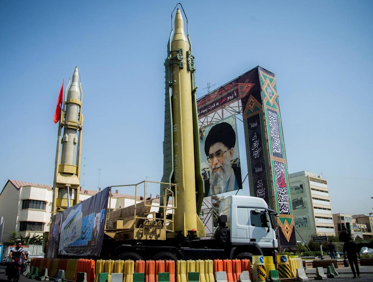 Photo of Ought to Trump Worry Tehran's Final Missile Check?