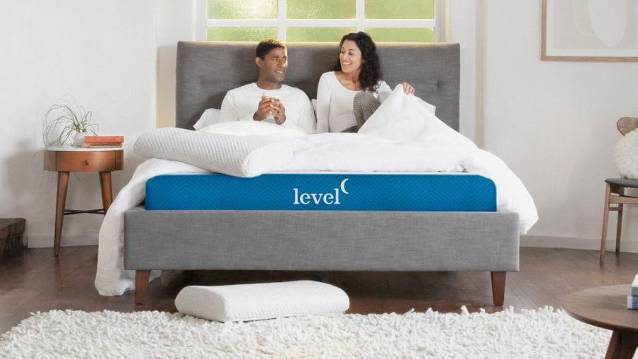 Level out your sleeping plans with this comfy mattress.