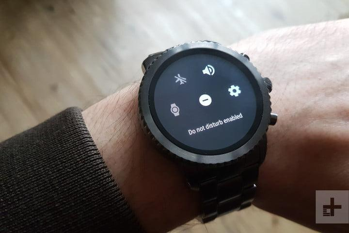 Wear OS - Do Not Disturb