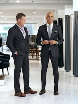 INDOCHINO Suits Up New Creative Director