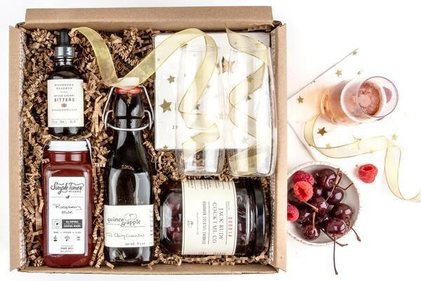 """<h2>Mouth Just Add Champagne Gift Box</h2> <br>Send her all the mixings she'll need for whipping up that Mother's Day toast with a specialty champagne cocktail of her choosing — from bellinis to royals and beyond. <br><br><em>Shop <strong><a href=""""https://www.mouth.com/pages/shop-all-gifts"""" rel=""""nofollow noopener"""" target=""""_blank"""" data-ylk=""""slk:Mouth"""" class=""""link rapid-noclick-resp"""">Mouth</a></strong></em><br><br><strong>Mouth</strong> Just Add Champagne, $, available at <a href=""""https://go.skimresources.com/?id=30283X879131&url=https%3A%2F%2Fwww.mouth.com%2Fproducts%2Fjust-add-champagne"""" rel=""""nofollow noopener"""" target=""""_blank"""" data-ylk=""""slk:Mouth"""" class=""""link rapid-noclick-resp"""">Mouth</a><br><br><br>"""