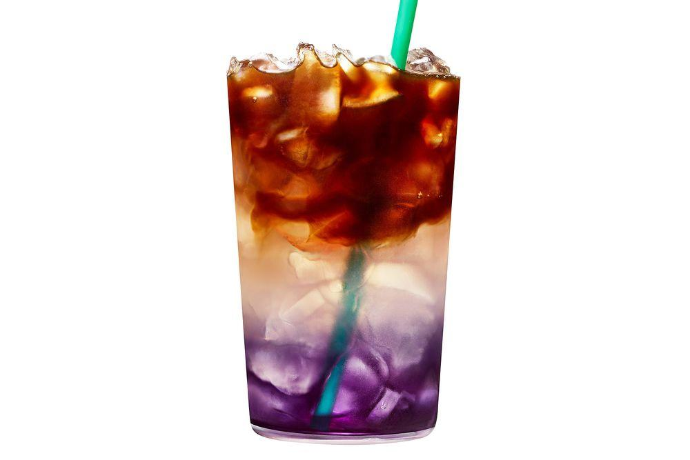 Starbucks Is Releasing New Color-Changing Cold Brew