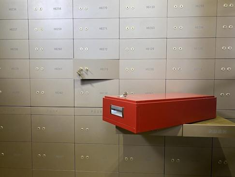 Far East Consortium converted the basement of its hotel in Tsuen Wan into a private vault offering 4,500 security deposit boxes. Photo: Handout