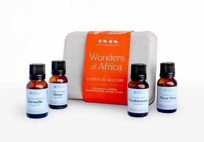 Wonder of Africa Essential Oil Collection (CNW Group/Neptune Wellness Solutions Inc.)