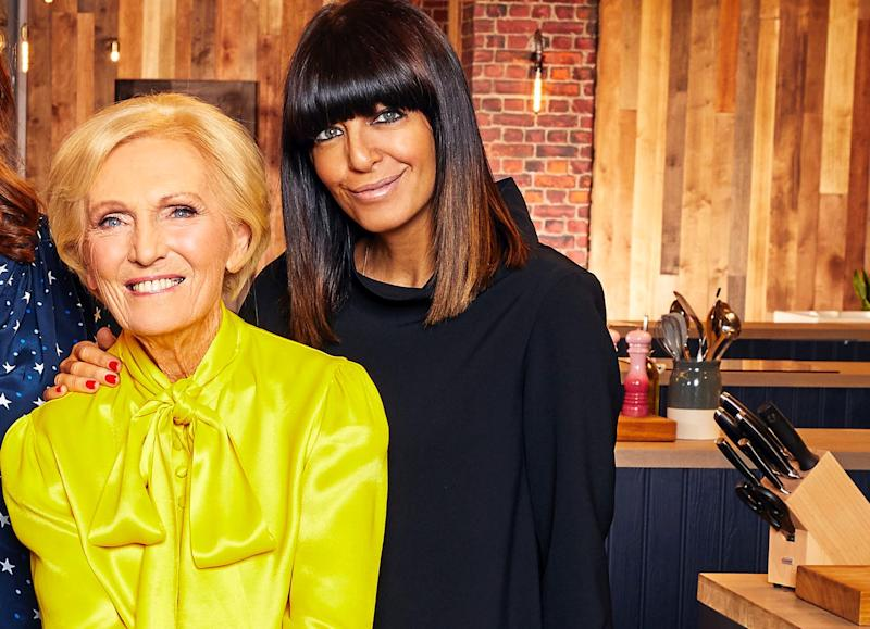 Mary Berry and Claudia Winkleman host 'Best Home Cook' (Credit: Keo Films/BBC