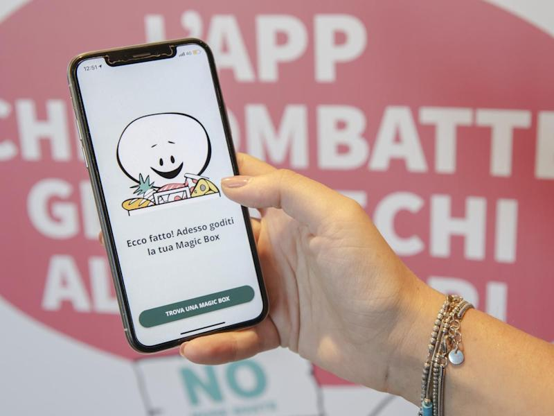 Food waste, app anti-spreco Too Good To Go arriva a Roma