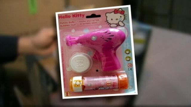 Kindergartner Suspended Over Bubble Gun Threat