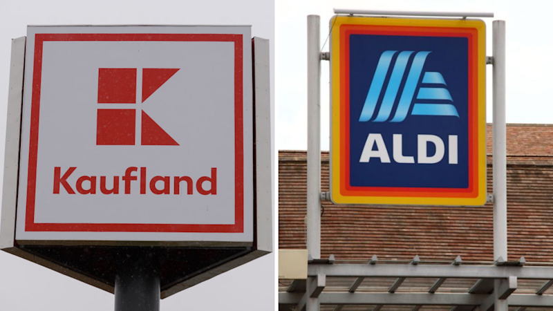 Aldi rival Kaufland gets the green light for two more stores. Source: Getty