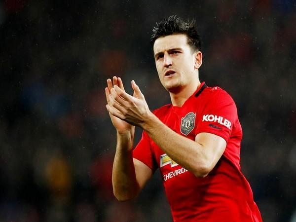 Manchester United defender Harry Maguire (file image)