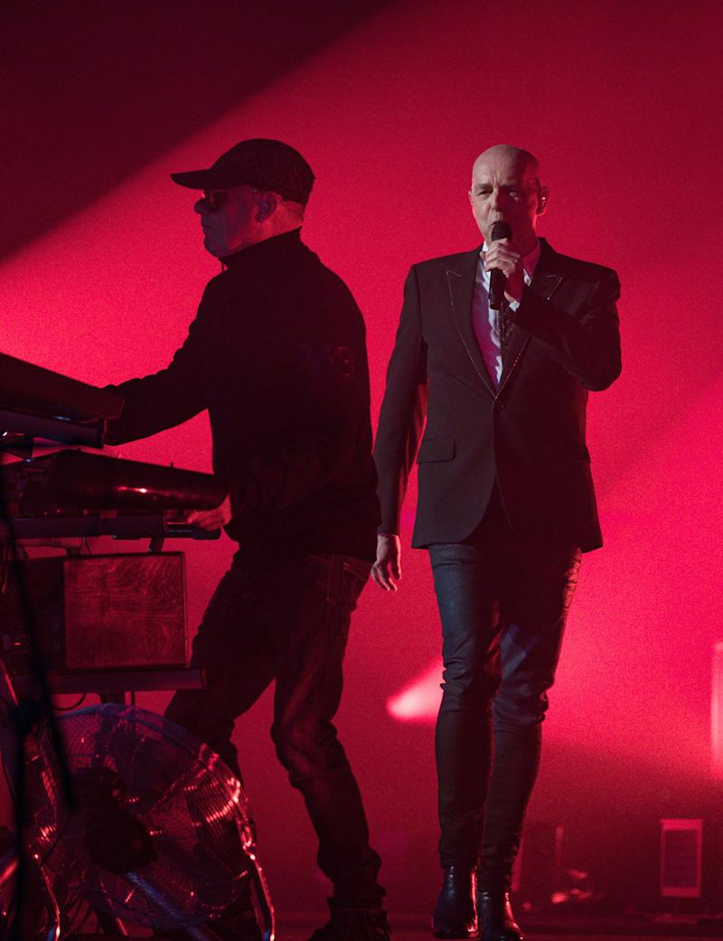 Undoubtedly one of the most celebrated pop acts Britain has ever produced, with 14 albums to their name and a Brit Award for Outstanding Contribution, Pet Shop Boys have never won a Grammy.<br /><br />They have been nominated on six occasions, though, most recently in 2010 for their Xenomania-produced Yes album.