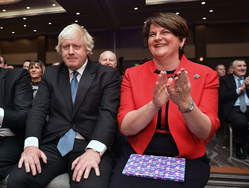 Has Arlene Foster Finally Overplayed Her Hand?
