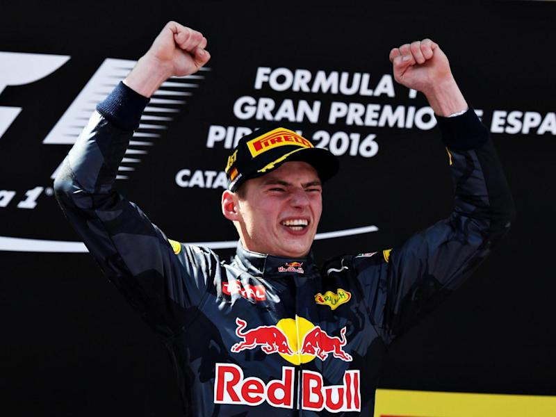 Verstappen will hope to add to his sole victory next season (Getty)