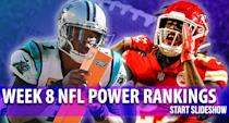 <p>Who's up, who's down? Frank Schwab surveys the NFL landscape following the Week 7 games. </p>