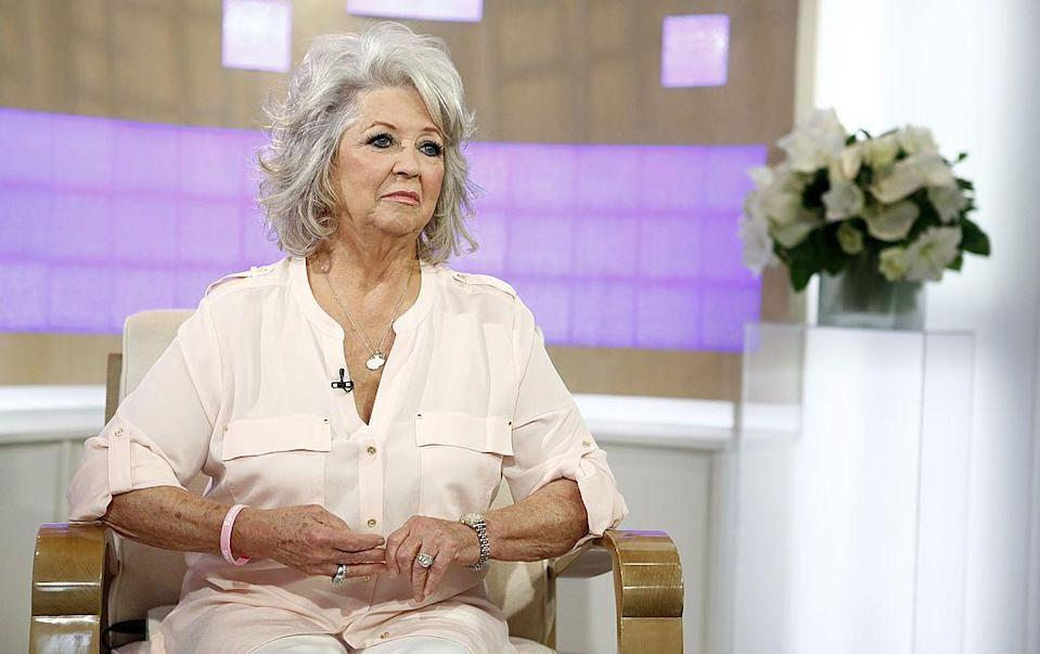 "<p>In June 2013, the queen of country cooking was hit with a lawsuit by a former employee who alleged that Deen had made several racist remarks. In <a href=""https://www.today.com/food/paula-deen-said-she-used-slur-doesnt-tolerate-hate-6C10388323"" rel=""nofollow noopener"" target=""_blank"" data-ylk=""slk:a deposition"" class=""link rapid-noclick-resp"">a deposition</a>, Deen admitted to having used the N-word in the past, such as when she told her husband that she had been held at gunpoint in the '80s by a robber who was black. ""But that's just not a word that we use as time has gone on,"" she said. ""Things have changed since the '60s in the South."" The case was ultimately <a href=""http://people.com/celebrity/paula-deen-lawsuit-that-caused-her-downfall-is-dismissed/"" rel=""nofollow noopener"" target=""_blank"" data-ylk=""slk:dismissed in August"" class=""link rapid-noclick-resp"">dismissed in August</a>, but not before her public image was tanked and many of her business partners — including the Food Network — had run for the hills.</p>"