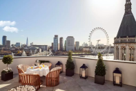 """<p>We'll never fall out of love with London and the best way to soak up the capital's buzzing atmosphere is at a luxury hotel with views, so that even after a day of exploring, you can enjoy the views from your base.</p><p>With its slick spa and restaurant headed up by Tom Kerridge, the Corinthia is an excellent hotel to check into. It's penthouse suites are where you can see the London Eye glint at you from across the Thames and some of London's most iconic landmarks. Plus, it has one of the most plush lobbies we've ever seen.</p><p><a class=""""link rapid-noclick-resp"""" href=""""https://go.redirectingat.com?id=127X1599956&url=https%3A%2F%2Fwww.booking.com%2Fhotel%2Fgb%2Fcorinthia-london.en-gb.html%3Faid%3D2070929%26label%3Dbest-staycations-uk&sref=https%3A%2F%2Fwww.redonline.co.uk%2Ftravel%2Finspiration%2Fg35934512%2Fbest-staycations-uk%2F"""" rel=""""nofollow noopener"""" target=""""_blank"""" data-ylk=""""slk:CHECK AVAILABILITY"""">CHECK AVAILABILITY</a></p>"""
