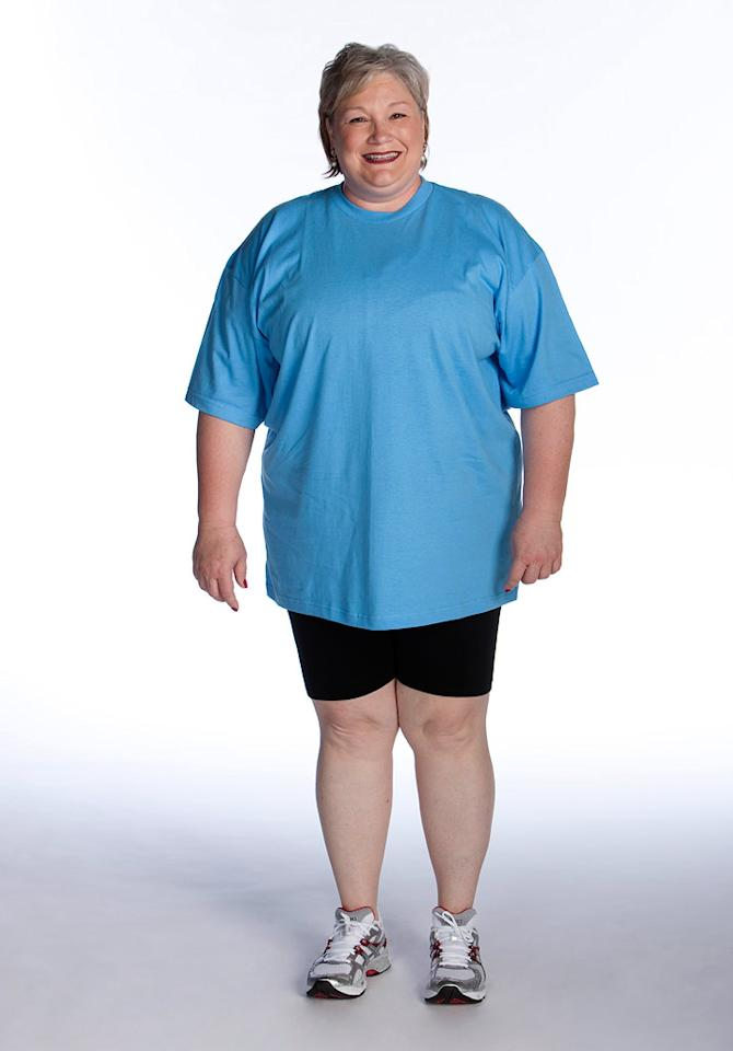 "Liz Young competes on the eighth season of <a href=""/biggest-loser/show/37103"">""The Biggest Loser.""</a>"