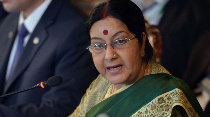Sri Lanka Blasts: Sushma Swaraj Confirms 3 Indian Casualties, Says 'India is Ready to Provide All Humanitarian Assistance'